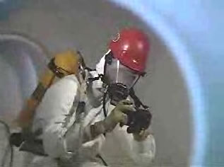 confined space entry hazwoper video dvd