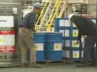 hazmat labeling hazwoper video dvd