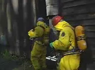 hazwoper video dvd 8 hour annual refresher training