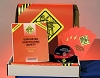 Supported Scaffolding Safety in Construction Environments Refresher Program Construction Safety Kit (DVD)