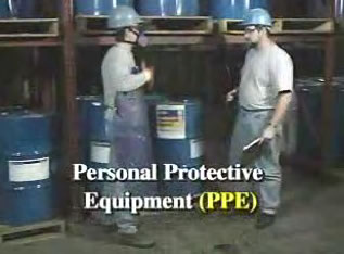 personal protective equipment video osha ppe