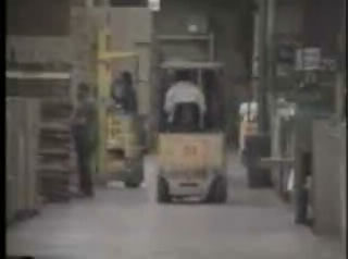 safety people equipment warehouse video