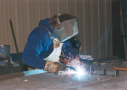 welding safety videotape program