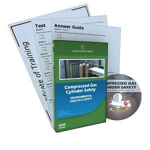 Compressed Gas Cylinder Safety DVD