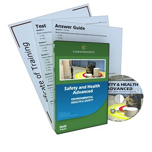 Safety and Health – Advanced DVD