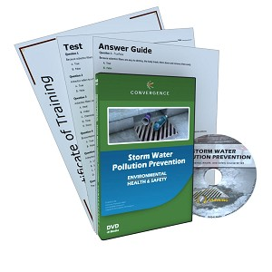Storm Water Pollution Prevention DVD