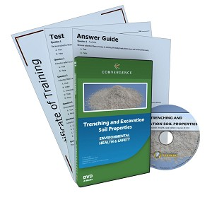 Trenching and Excavation Soil Properties DVD