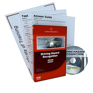 Driving Hazard Recognition DVD