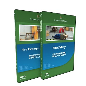 Fire Safety Combo-Pack DVD