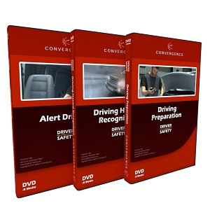 Driver Safety Combo-Pack DVD
