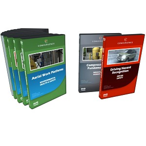 Construction Safety DVD Combo-pack