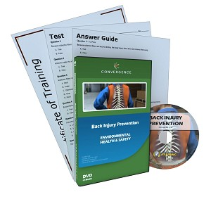 Back Injury Prevention DVD