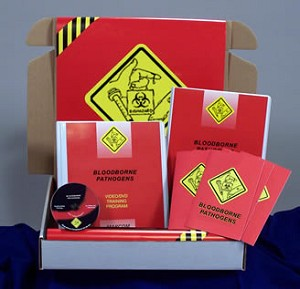 Bloodborne Pathogens In Commercial & Light Industrial Facilities DVD Regulatory Compliance Kit