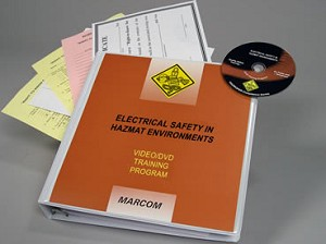 Electrical Safety In HAZMAT Environments Video