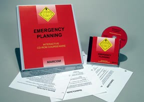 Emergency Planning CD-ROM Course
