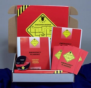 Emergency Planning DVD Regulatory Compliance Kit