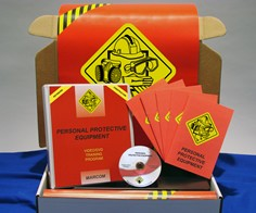 Personal Protective Equipment in Construction Environments A Refresher Program Construction Safety Kit (DVD)