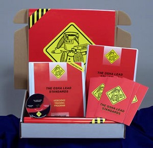 Working with Lead Exposures in Construction and General Industry Construction Safety Kit (DVD)