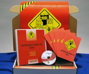Introduction to GHS (The Globally Harmonized System) Regulatory Compliance Kit (DVD)