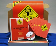 Introduction to GHS (The Globally Harmonized System) for Construction Workers  Kit (DVD)