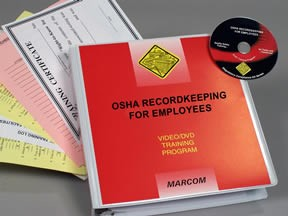 OSHA Recordkeeping for Employees Video