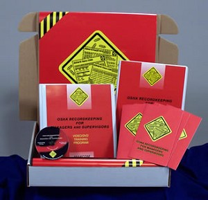 OSHA Recordkeeping for Managers & Employees Combo Package