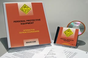 HAZWOPER Personal Protective Equipment CD-ROM Course