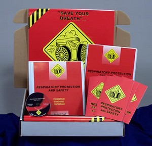 Respiratory Protection And Safety DVD Regulatory Compliance Kit