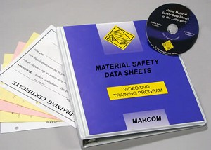 Material Safety Data Sheets In The Laboratory Video