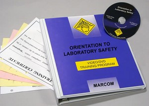 Orientation To Laboratory Safety Video