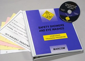 Safety Showers & Eye Washes In The Laboratory Video