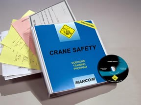 Crane Safety in Construction Environments Construction Safety Kit (DVD)