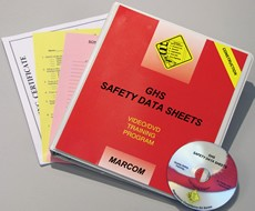 GHS Safety Data Sheets in Construction Environments  DVD Program