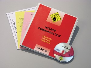 Hazard Communication in Industrial Facilities DVD Program