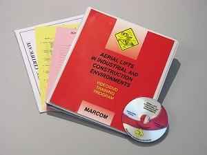 Aerial Lifts in Industrial and Construction Environments Regulatory Compliance DVD Program