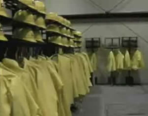 hazwoper chemical protective clothing video dvd