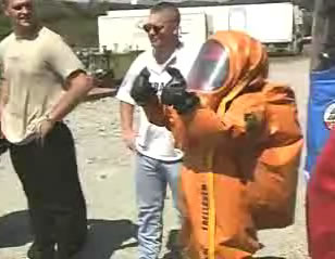 hazwoper safety orientation video dvd