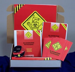 Bloodborne Pathogens In Healthcare Facilities DVD Regulatory Compliance Kit