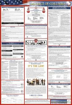 District of Columbia Labor Law Poster