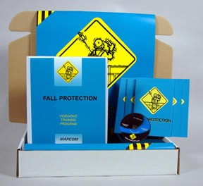 Fall Protection Safety Meeting Kit