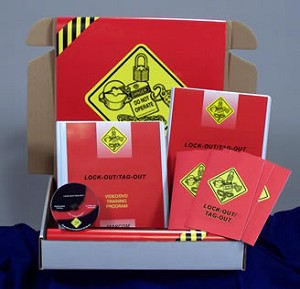 Lock-Out/Tag-Out DVD Regulatory Compliance Kit