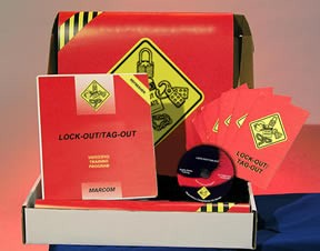 Lock-Out/Tag-Out... A Retraining Program - Compliance Kit