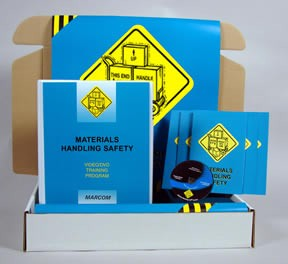 Materials Handling Safety DVD - Safety Meeting Kit