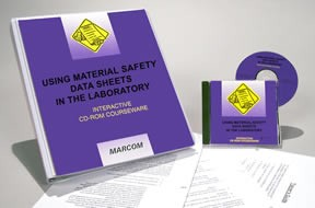 Using Material Safety Data Sheets in the Laboratory CD-ROM Course