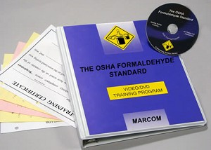 OSHA Formaldehyde Standard , The - Video