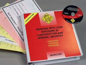 Working with Lead Exposures in Construction and General Industry DVD Program