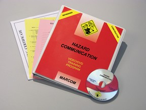 Hazard Communication in Construction Environments A Refresher Program Construction Safety DVD Program