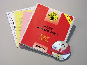 Hazard Communication in Healthcare Facilities DVD Program