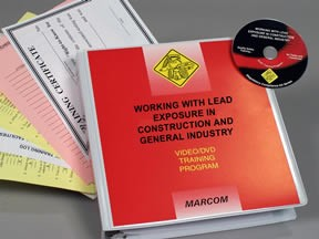 Working With Lead Exposure In Construction & General Industry Video