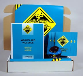 Workplace Violence Safety Meeting Kit